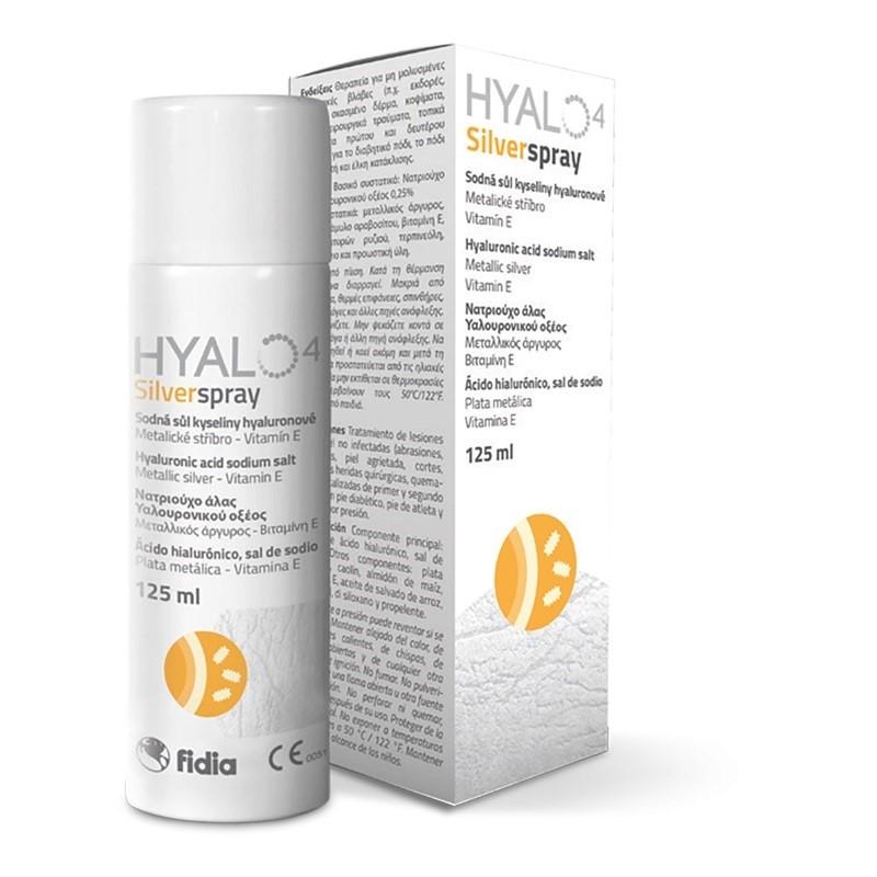 HYALO4 Silver Spray 125 ml.